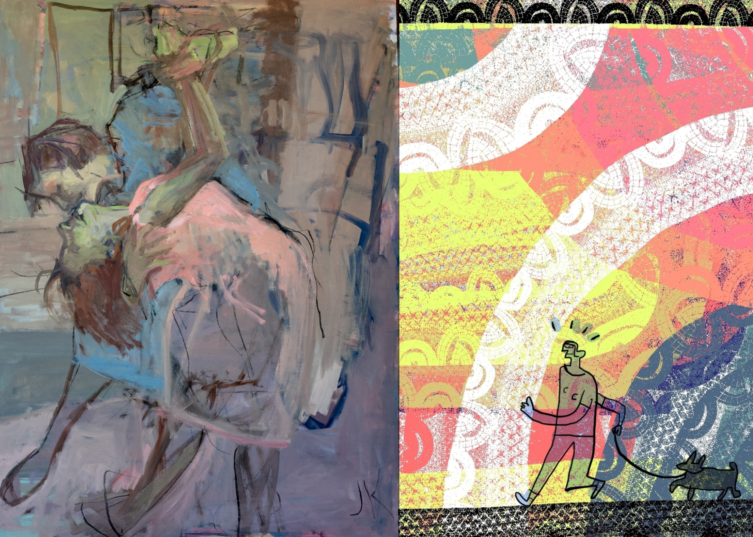 Seredipity - Joanie Krug & Kim Murton