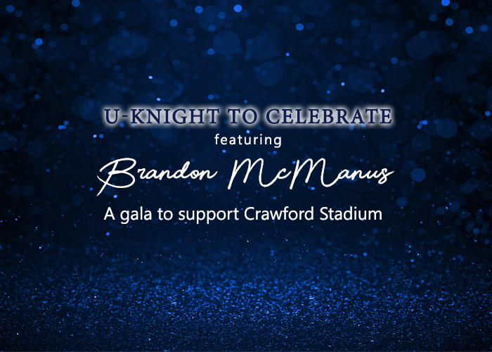 U-Knight to Celebrate: A gala to support Crawford Stadium