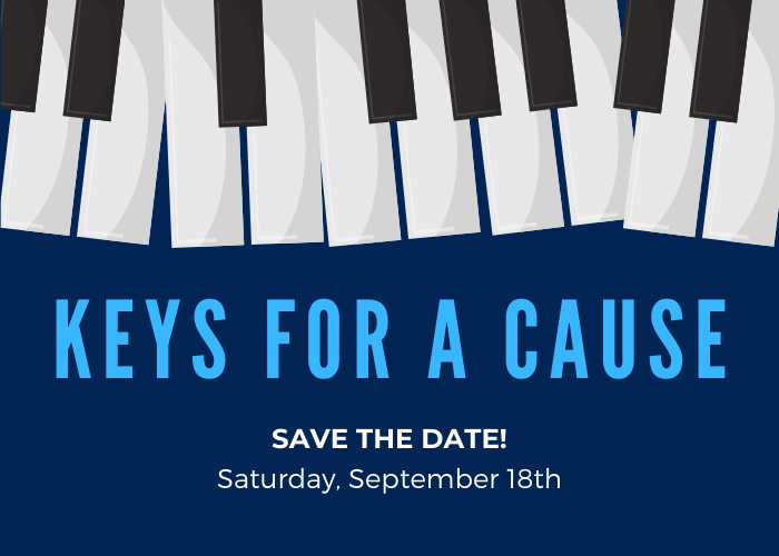 Keys for a Cause