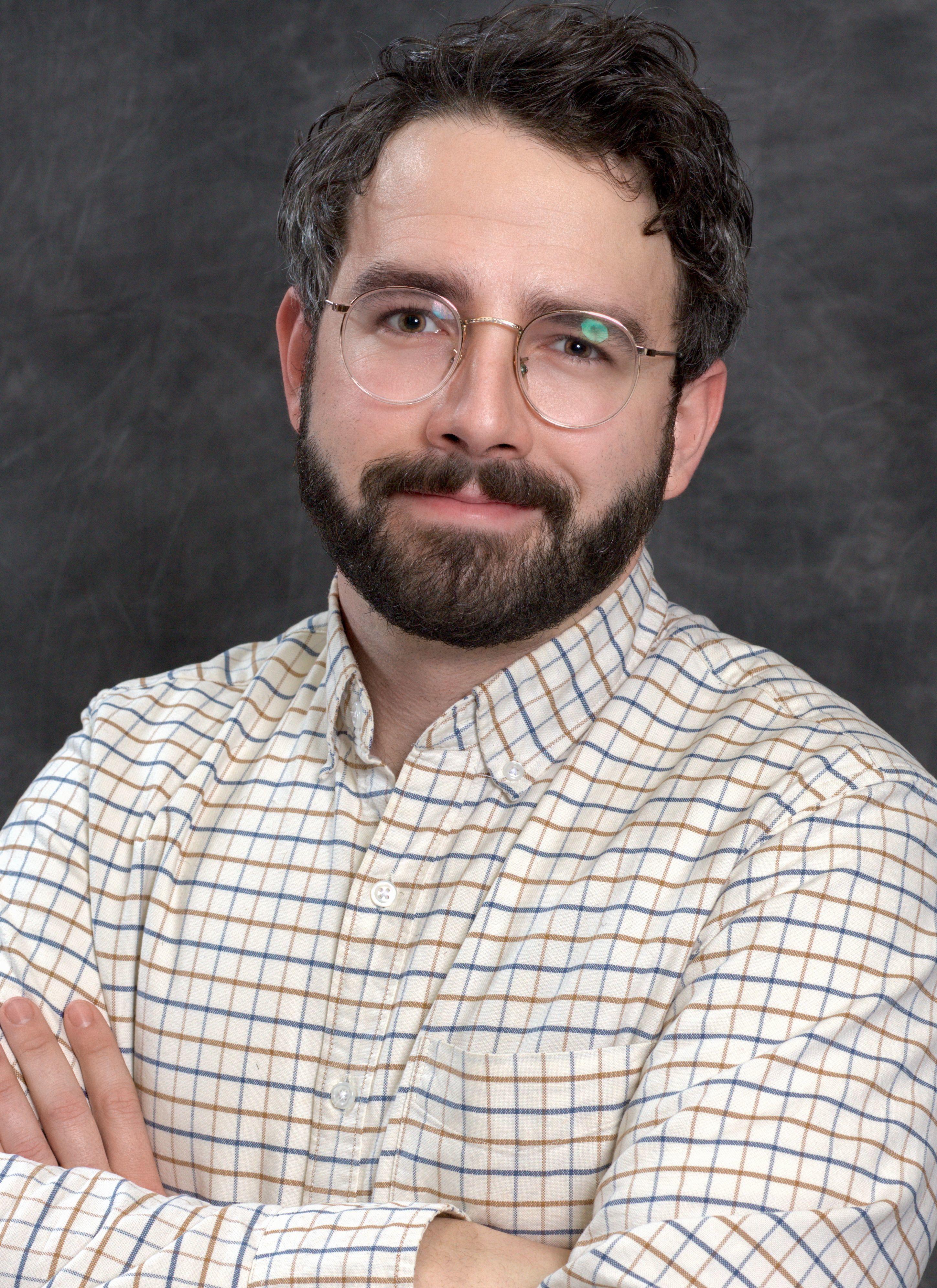 Adam Selon - Peer Services Coordinator