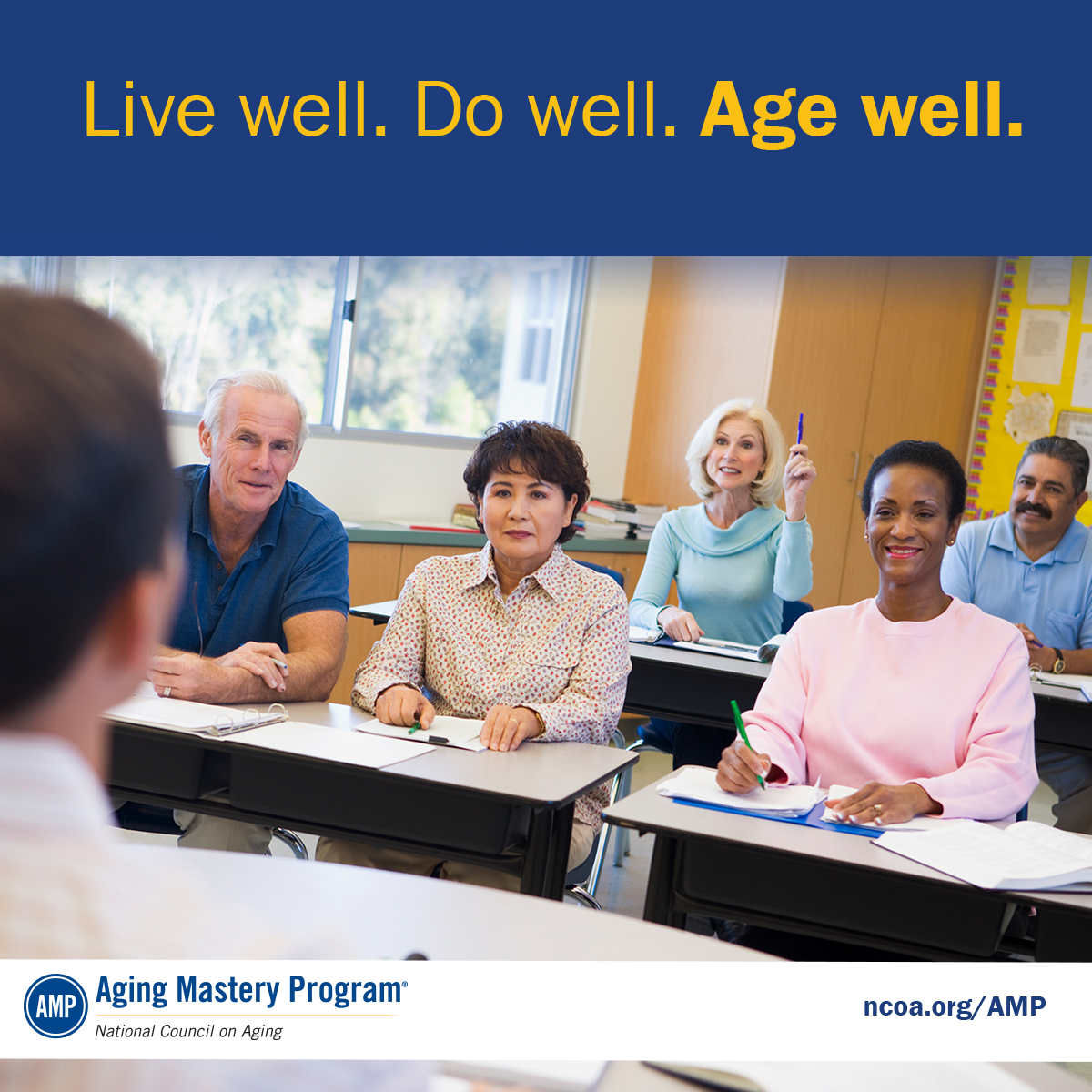 Virtual Aging Mastery Program
