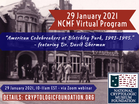 Register now for our first virtual program of 2021.