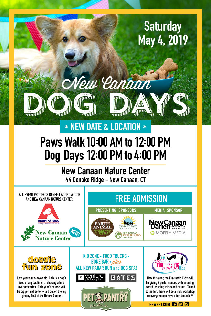 New Canaan Dog Days May 4