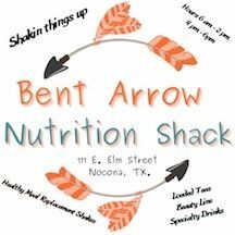 Bent Arrow Nutrition