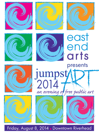 CLICK HERE for more info on the JumpstART pilot program in 2014 and public arts unveiling party on Friday, August 8, 2014! >>