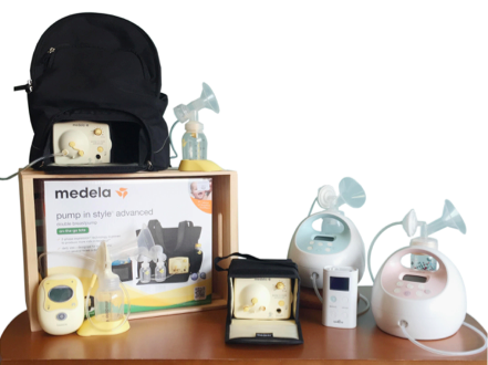 Want to get your Breast Pump this week?