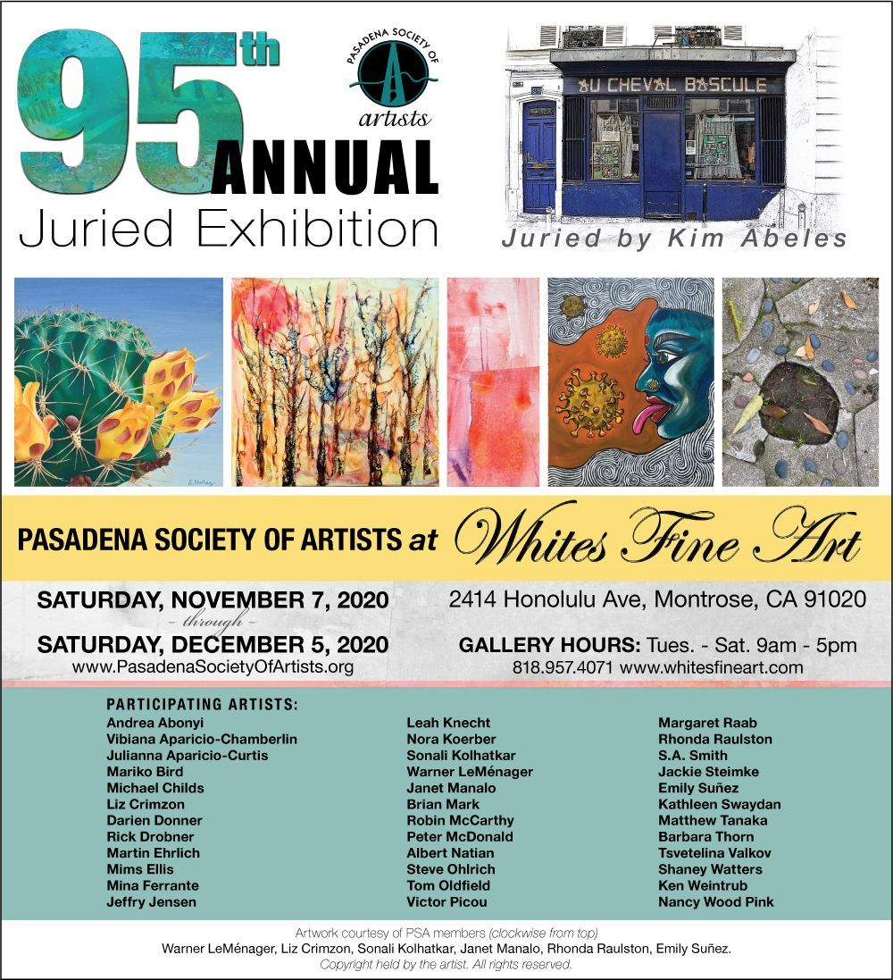 95th Annual Juried Exhibition