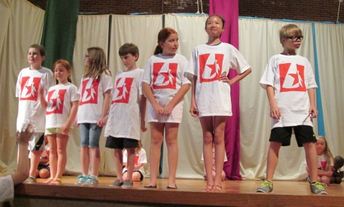 Summer Theater Camps - 2014