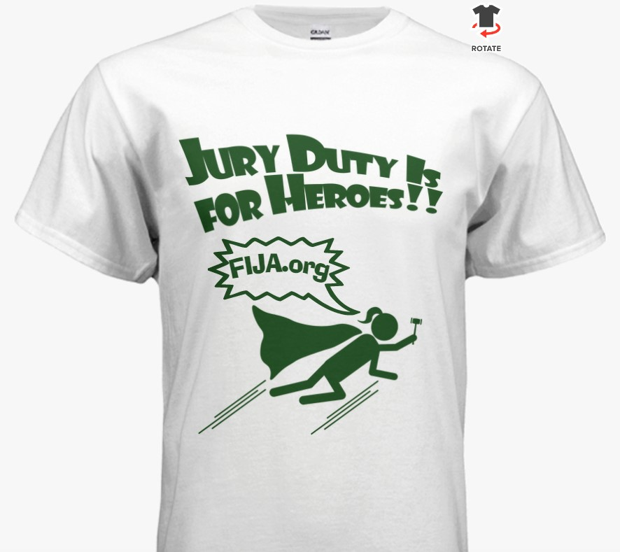 Superhero with Ponytail White T-shirt ***PRE-ORDER***