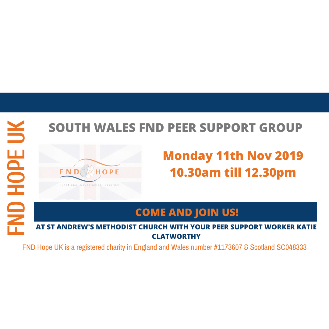 South Wales FND Peer Support Group