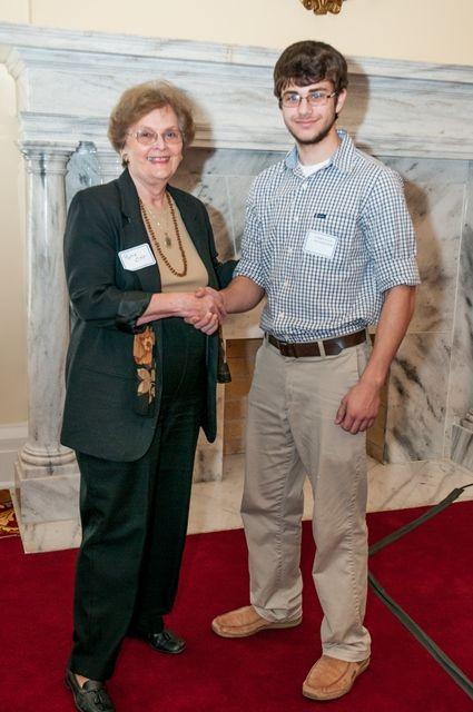 Ruth Ott with Christian Wysmulek