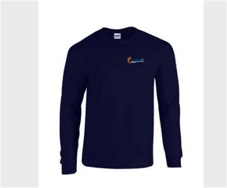 SHOW YOUR SUPPORT ALL YEAR CADSA Navy Shirts Various Styles