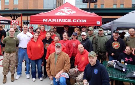 Thank you Marine Corps League!