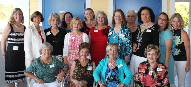 WSA Members at the 2012 Annual Reception