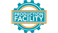 Production facility logo