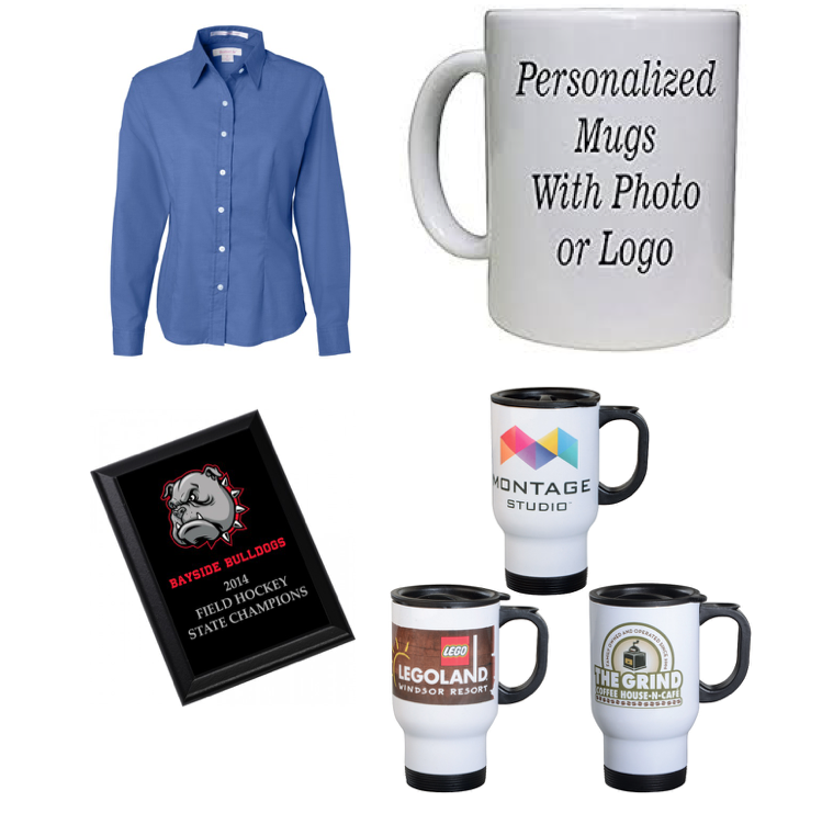 Customized Apparel, Gifts & Awards