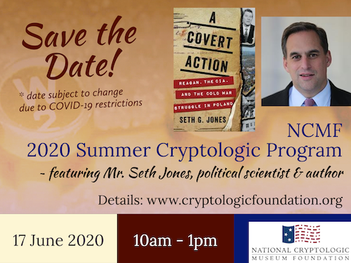 Save the Date for the NCMF 2020 Summer Program
