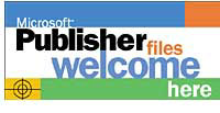 Microsoft Publisher Tips-Click Here