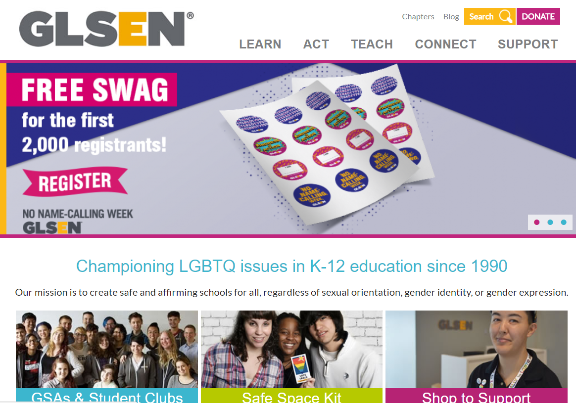 Gay, Lesbian and Straight Education Network