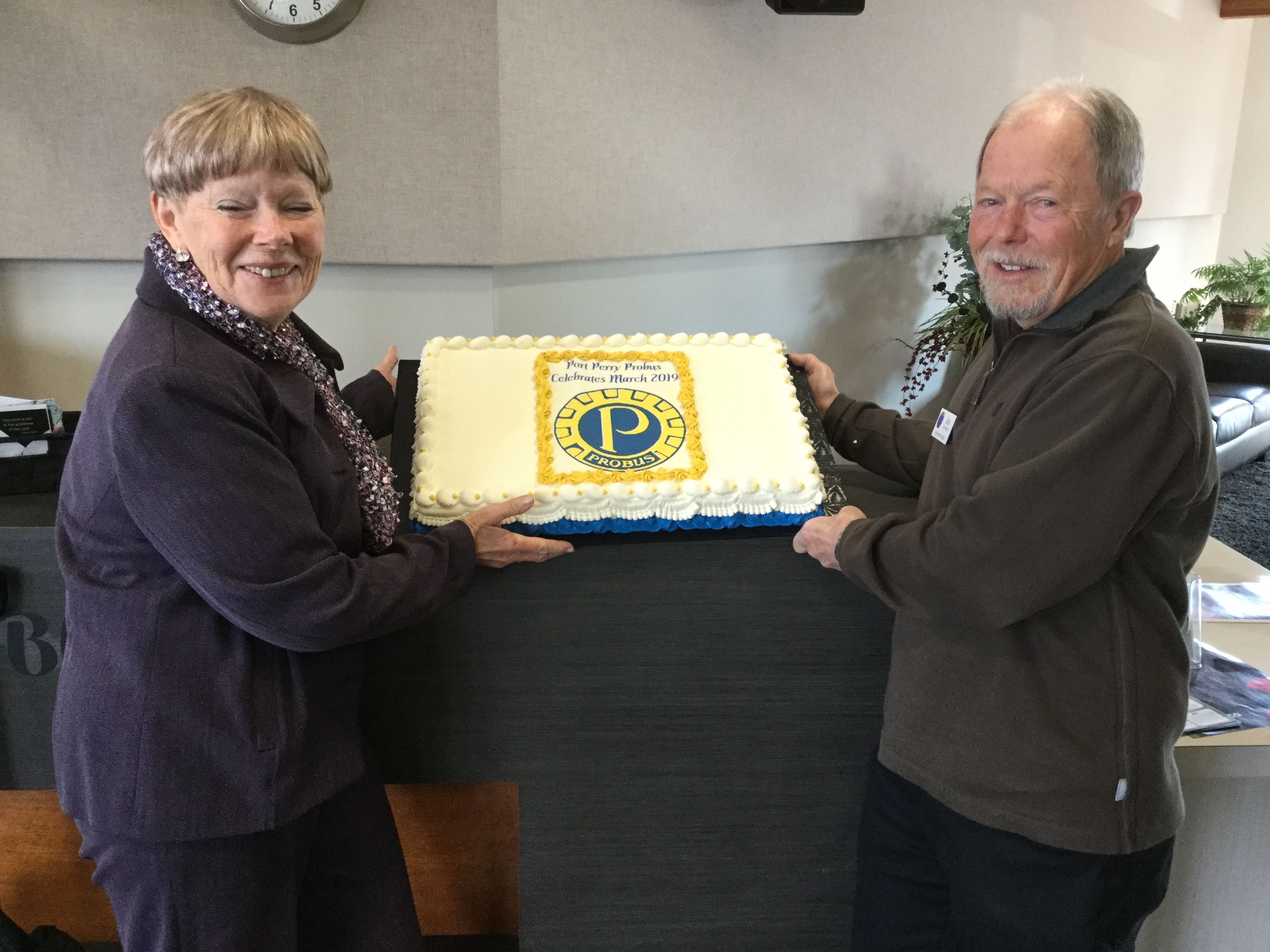 Port Perry PROBUS Month Celebration