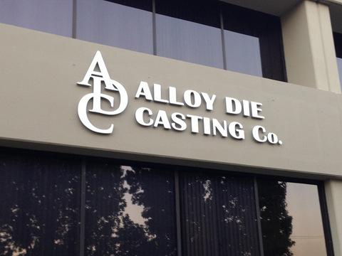 Exterior Building Signs Orange County