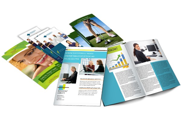 Custom Brochure Design and Printing Services | Minuteman Press