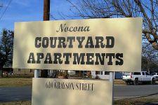 Nocona Courtyard Apartments