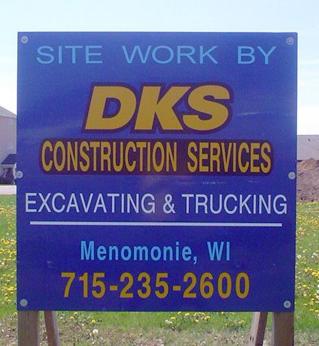 Job Site Signs