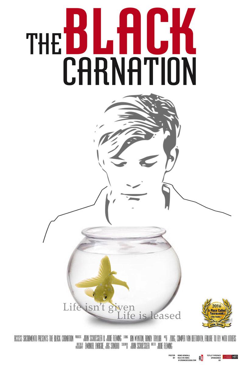 The Black Carnation