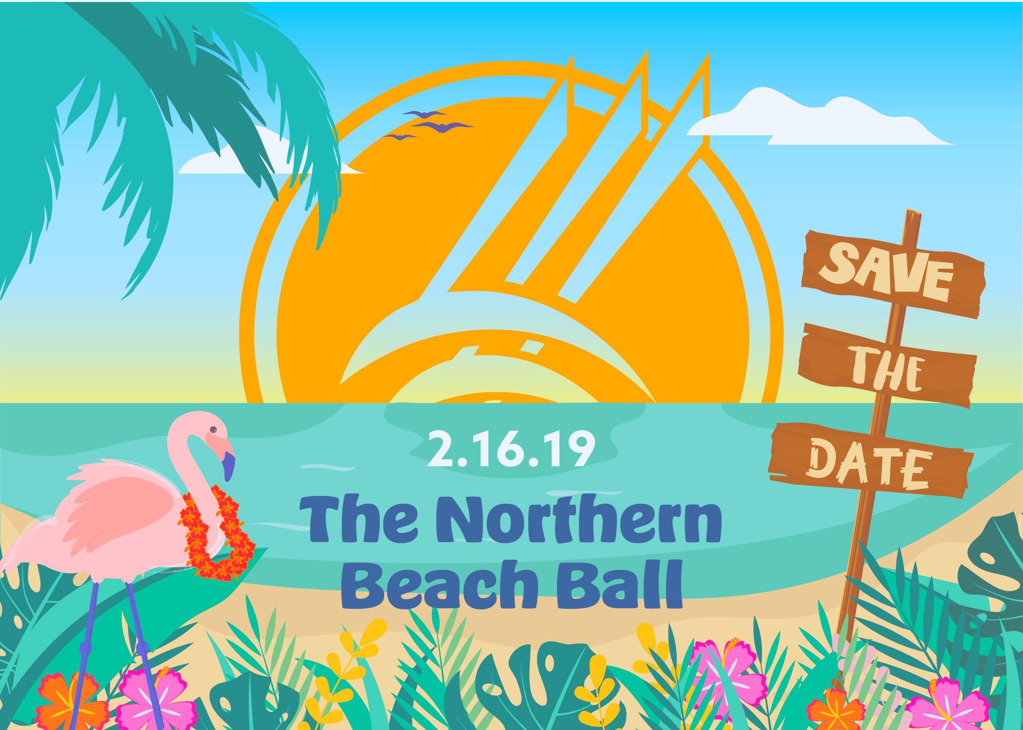 The Northern Beach Ball