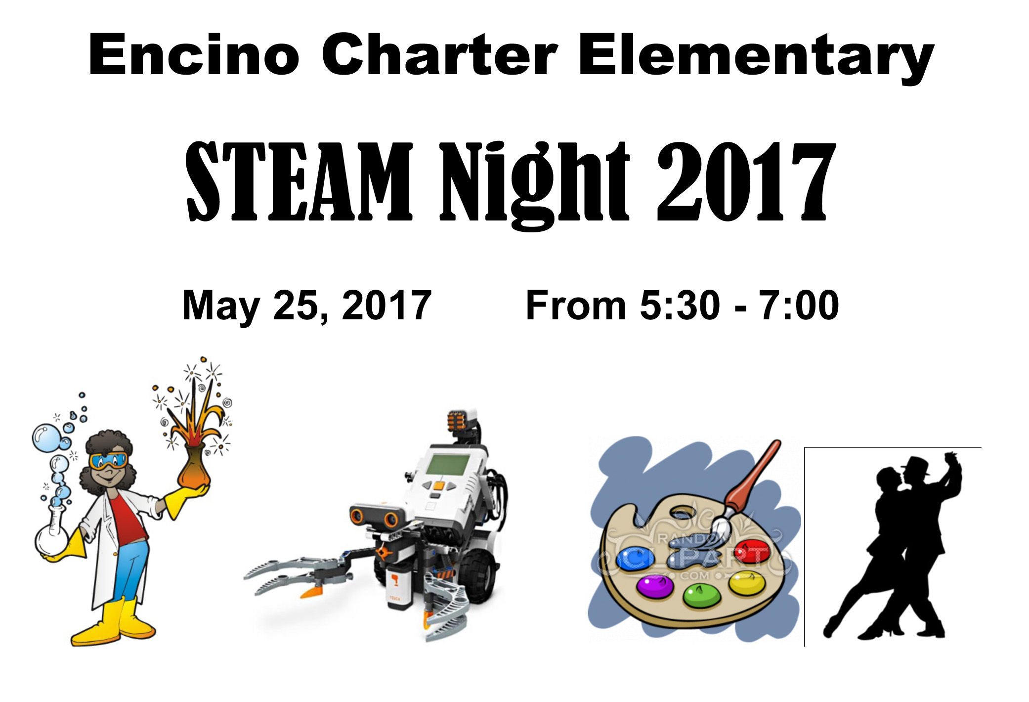 STEAM NIGHT 2017