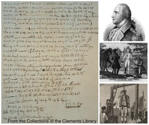 1780: Treasonous Ciphered Letter