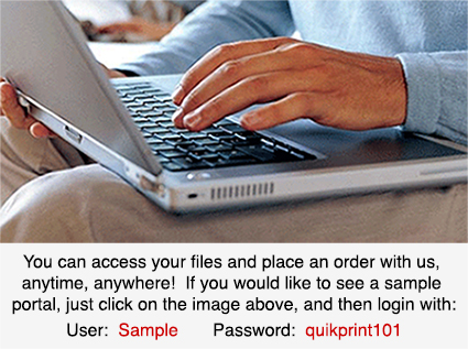 Access your files anytime, anywhere!