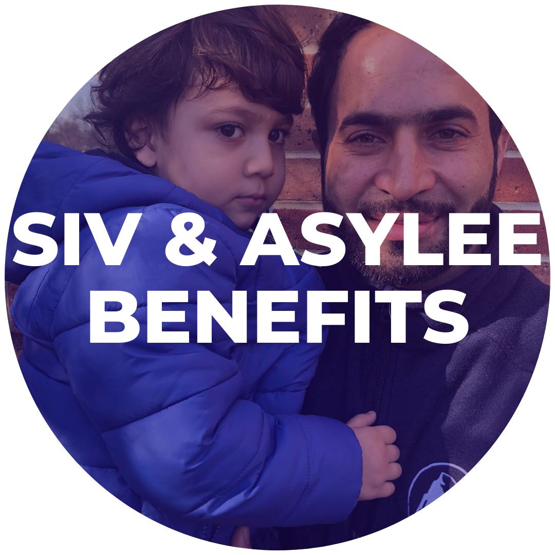 SIV & Asylee Benefits