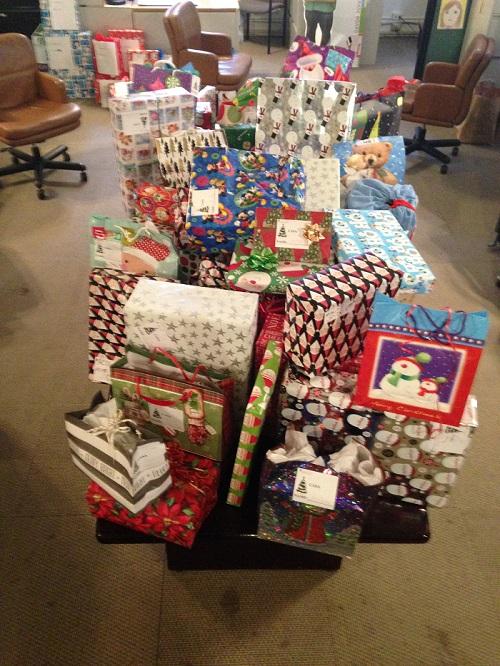 Holiday Donations 2015