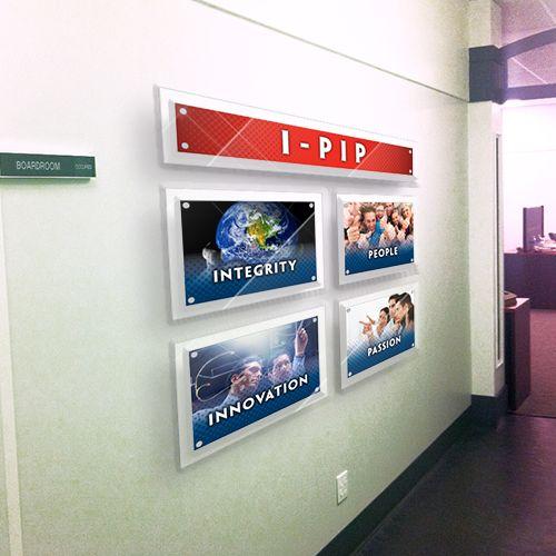 OCP Corporate Displays