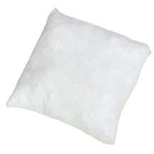 "A01IA103 White Oil Only Polypropylene Pillow 18"" x18"""