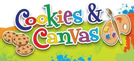 Cookies and Canvas Family Paint Class with Linda Anderson