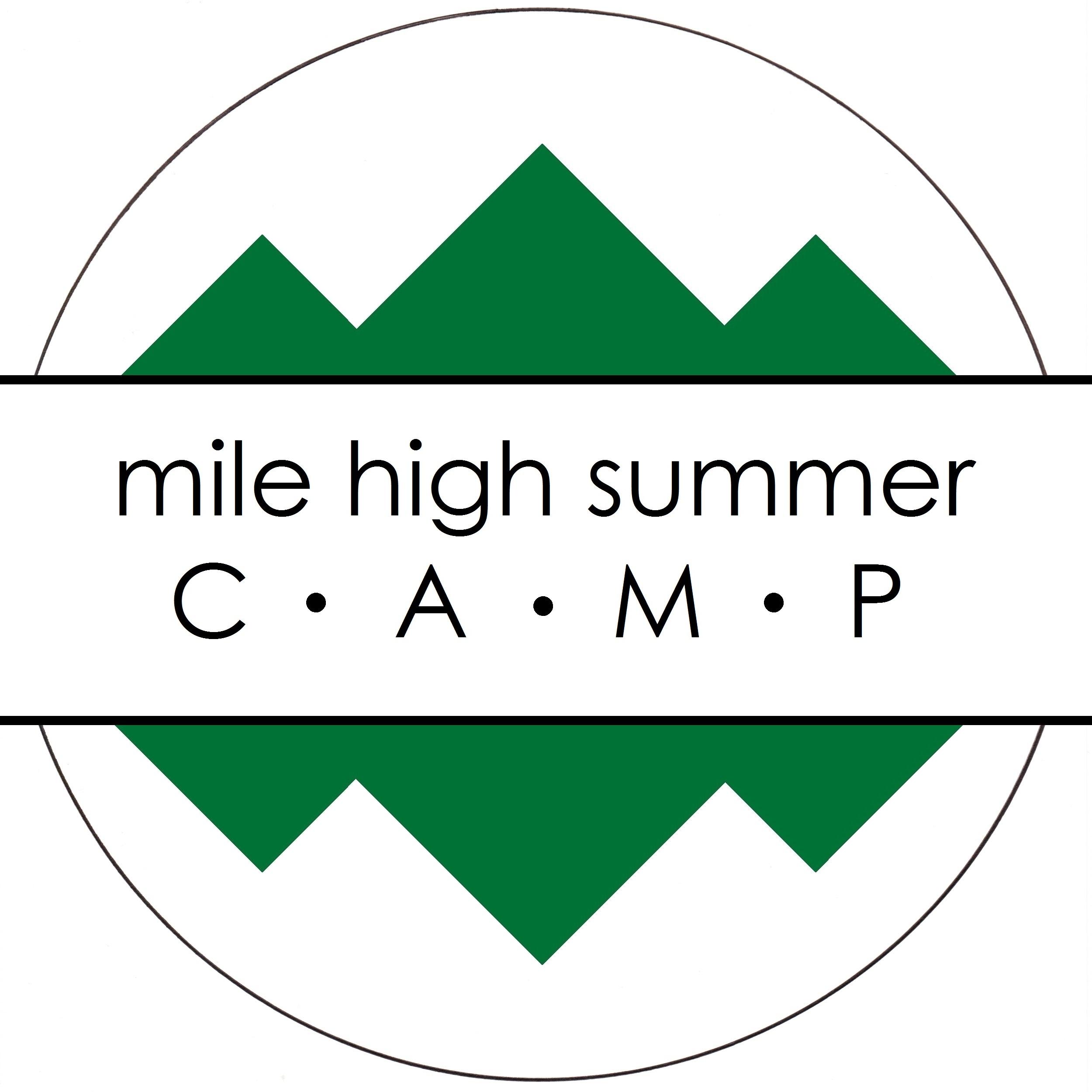 Virtual Mile High Summer Camp