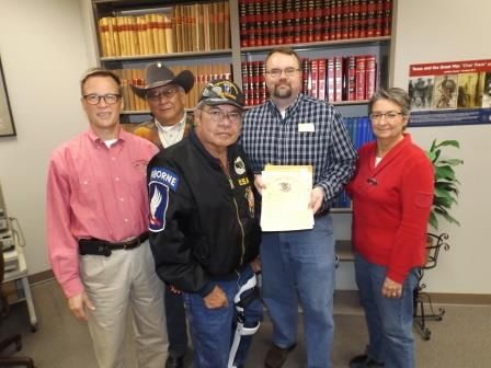 State Historical Society receives donation regarding Chief Spotted Tail