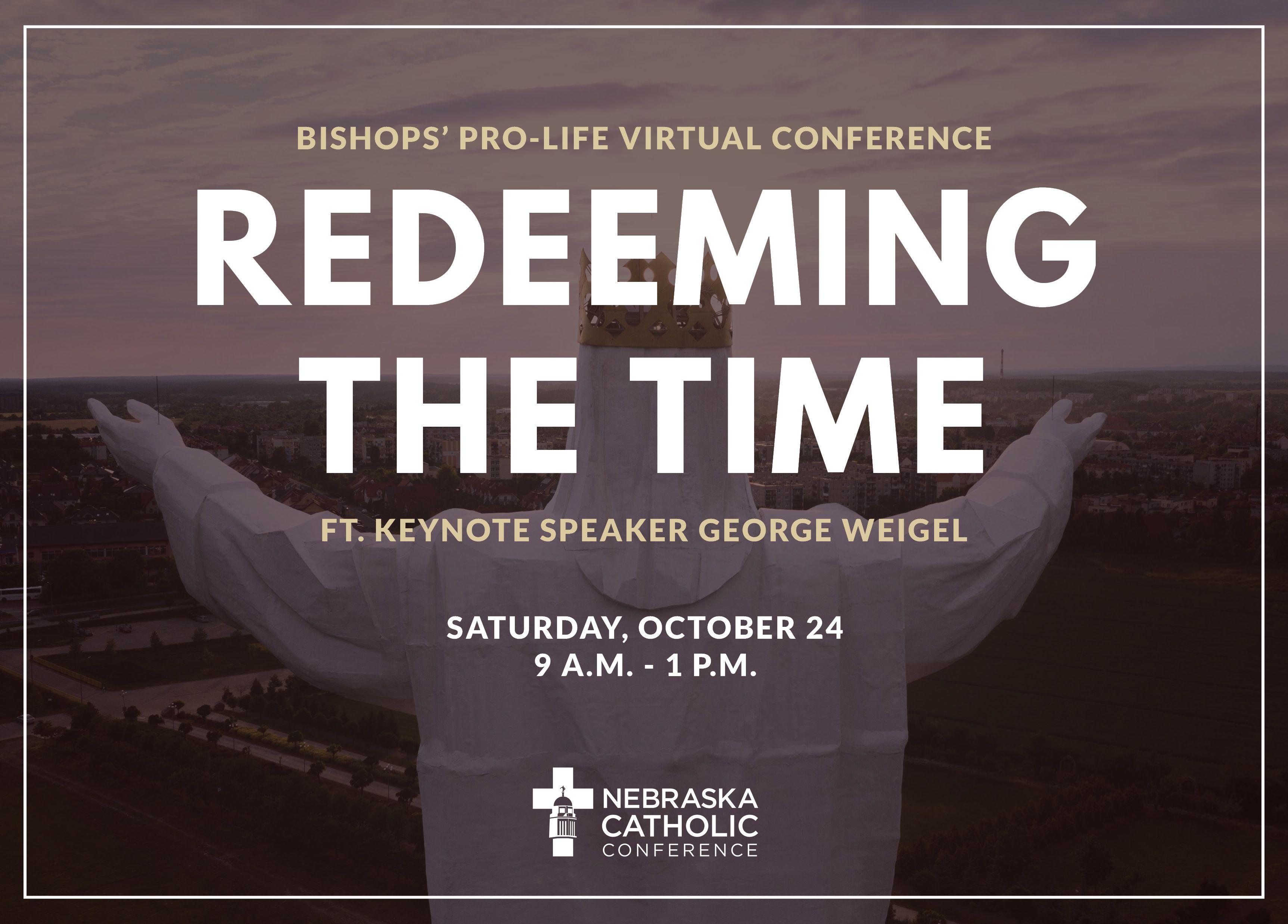 Pro-Life Conference (Virtual)