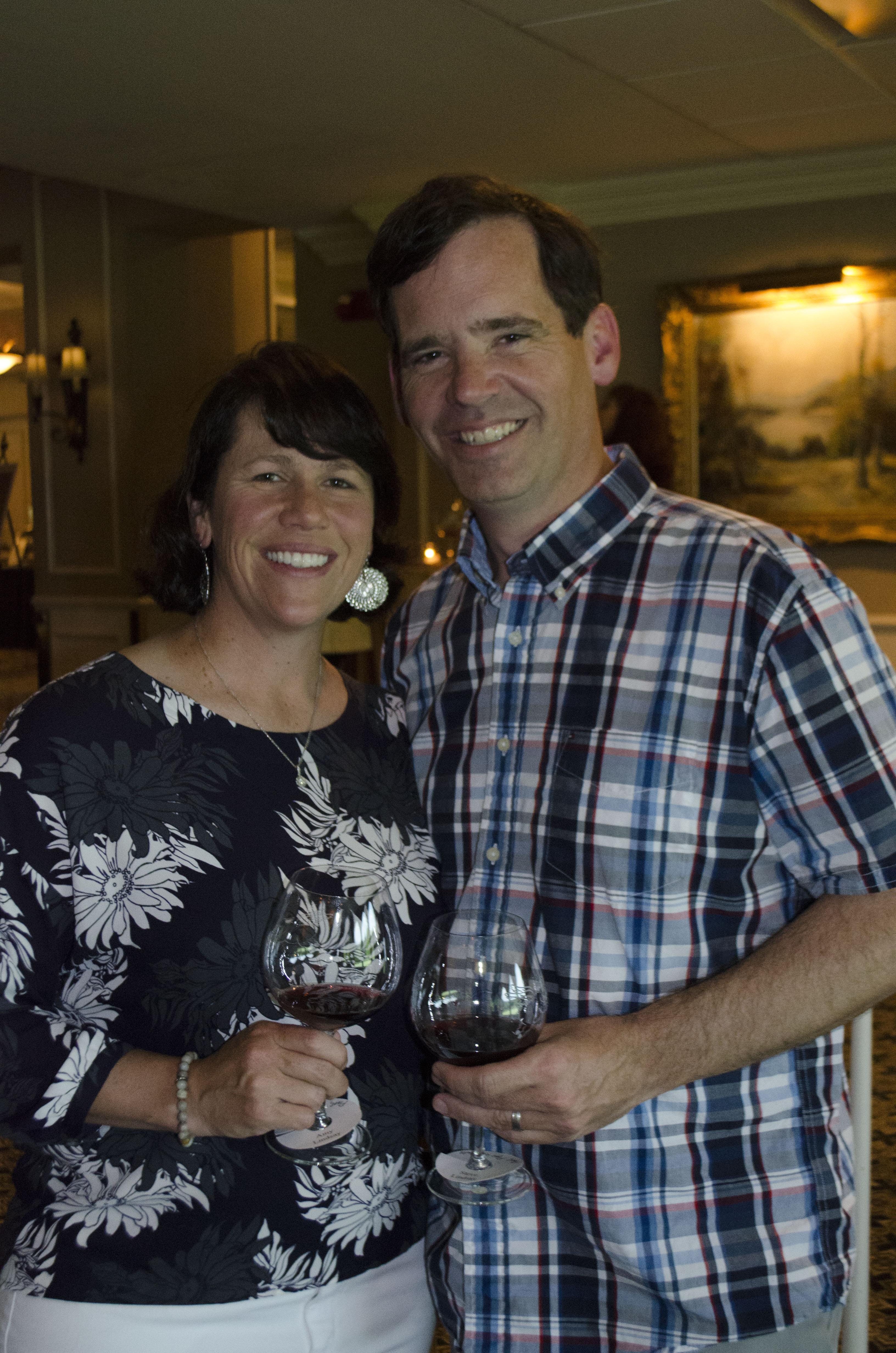 Amy & Steve Lindsay