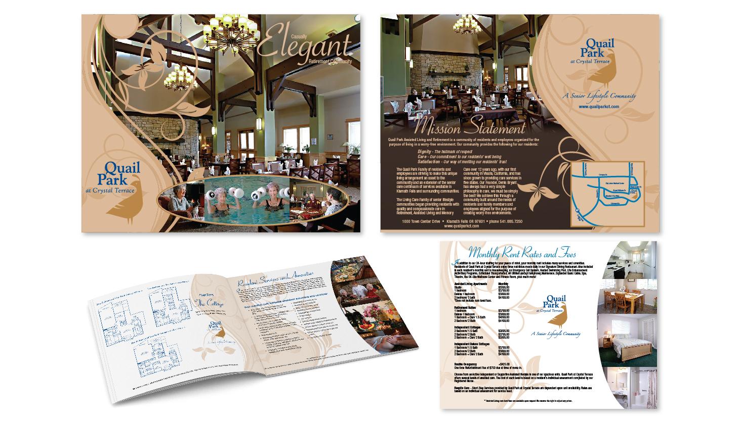 Brochure large