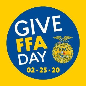 Give FFA Day 2020