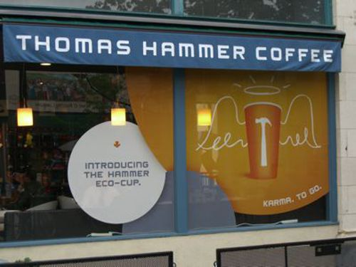 Thomas Hammer Coffee