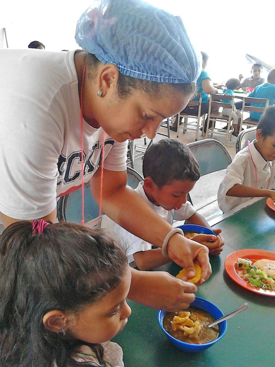 Feeding the Hungry in Venezuela