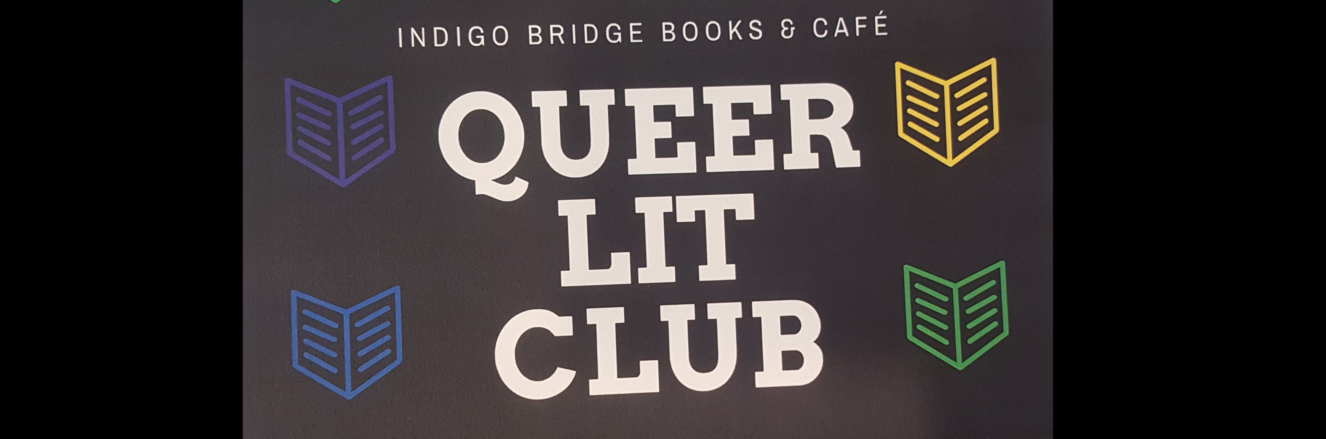 "Queer Lit Book Club: ""I Wish You All the Best"""