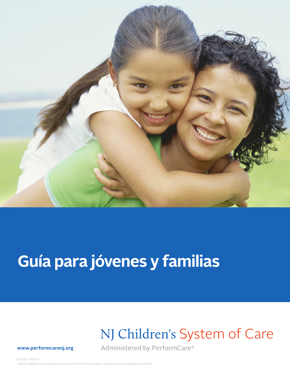 Youth and Family Guide - Spanish