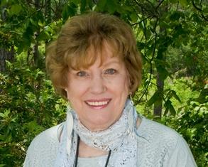 Sue Brannan Walker receives the Eugene Current-Garcia Award