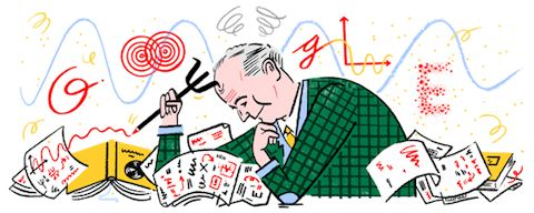 Google Doodle Celebrates Pioneering Physicist and Mathematician Max Born